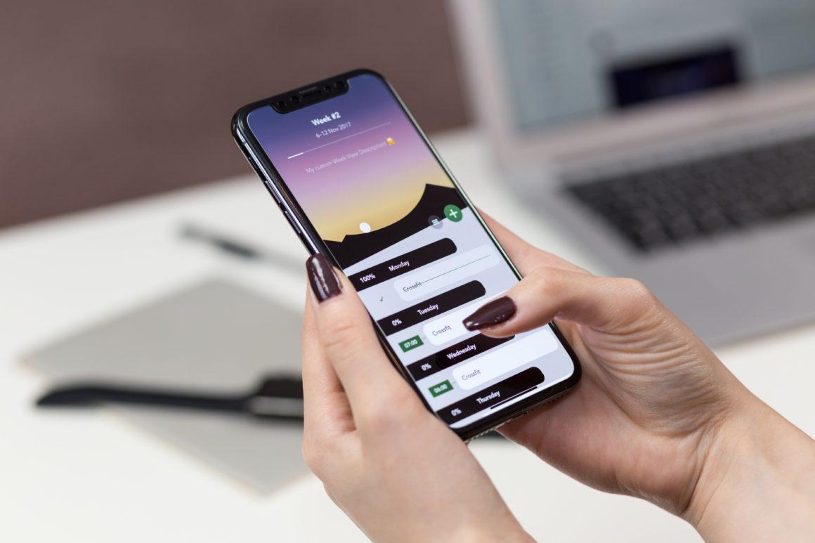 application mobile MyData RH